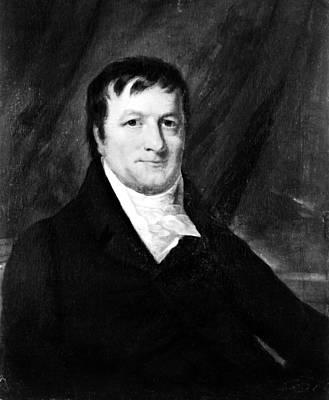 Wesley Jarvis Painting - John Jacob Astor (1763-1848) by Granger