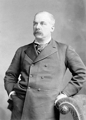 John Pierpont Morgan (1837-1913) Art Print