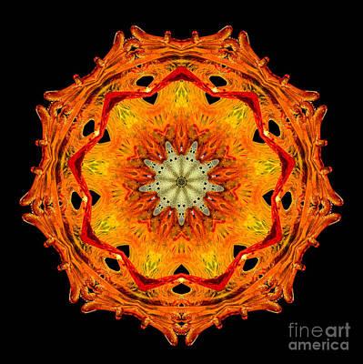 Blown Glass Photograph - Kaleidoscope Of Blown Glass by Amy Cicconi