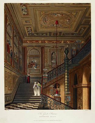Kensington Palace Art Print