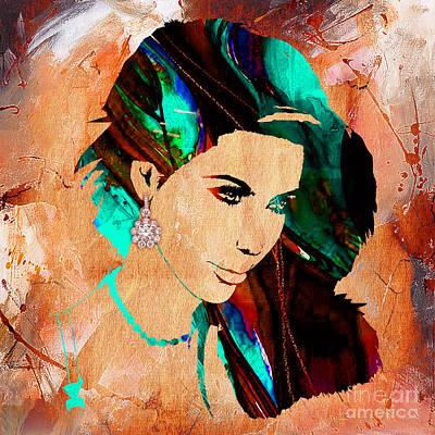 Kim Kardashian Mixed Media - Kim Kardashian Collection by Marvin Blaine