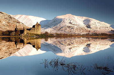 Photograph - Loch Awe by Grant Glendinning