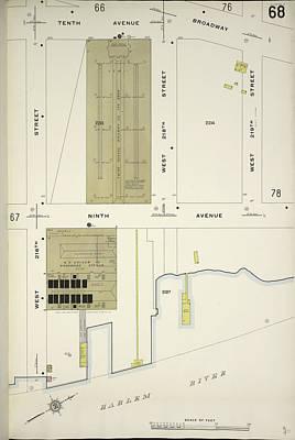 Manhattan, V. 12 Art Print by Litz Collection
