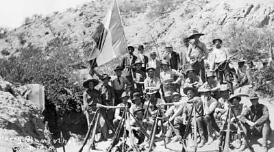 Mexican Revolution, 1911 Art Print by Granger