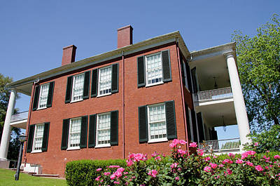 Natchez Photograph - Mississippi, Natchez by Cindy Miller Hopkins