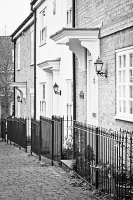 Suburban Photograph - Modern Homes by Tom Gowanlock