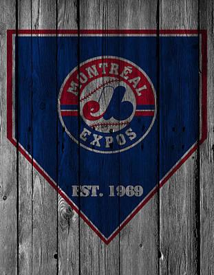 Montreal Wall Art - Photograph - Montreal Expos by Joe Hamilton