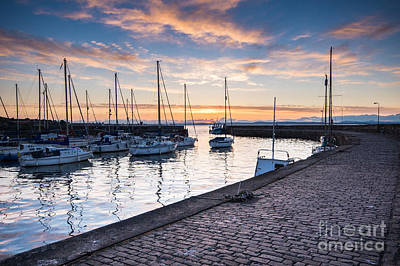 Polaroid Camera - Musselburgh Harbour by Keith Thorburn LRPS EFIAP CPAGB