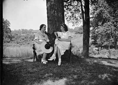 Photograph - Nellie Tayloe Ross (1876-1977) by Granger