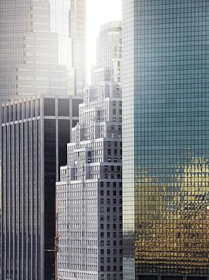 Skyscraper Photograph - New York by Henrik Sorensen