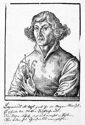 Nicolaus Copernicus (1473-1543) Print by Granger