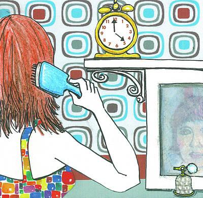 5 O'clock Art Print
