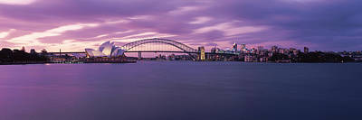 Dawes Photograph - Opera House At The Waterfront, Sydney by Panoramic Images