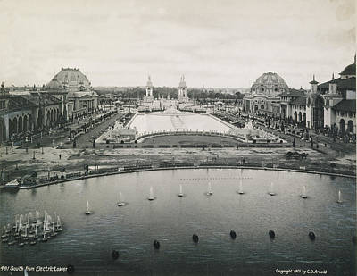 Pan-american Expo, 1901 Art Print