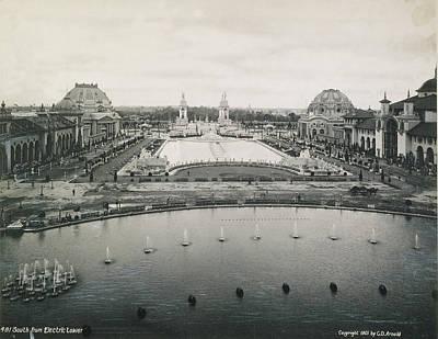 The American Buffalo Photograph - Pan-american Expo, 1901 by Granger