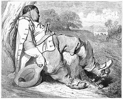 Perrault Tom Thumb, 1867 Art Print