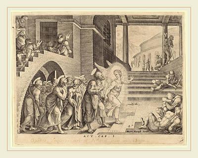 Philip Galle After Maerten Van Heemskerck Flemish Art Print by Litz Collection