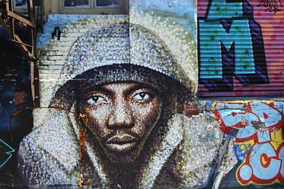 Photograph - 5 Pointz Graffiti Art 9 by Allen Beatty