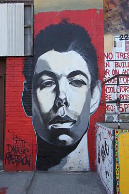 Photograph - 5 Pointz Graffiti Art  by Allen Beatty