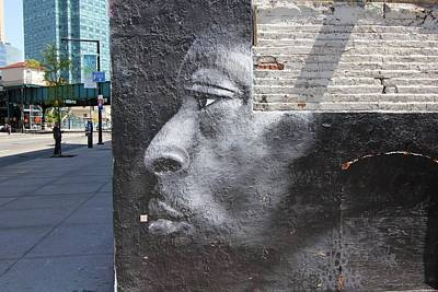 Photograph - 5 Pointz Graffiti Art 7 by Allen Beatty