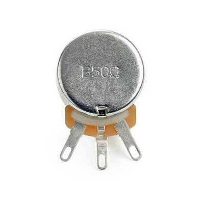 Resistor Photograph - Potentiometer by Science Photo Library