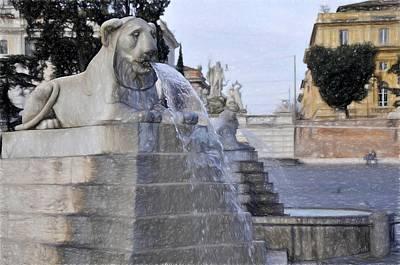 Photograph - Rome by Bill Howard