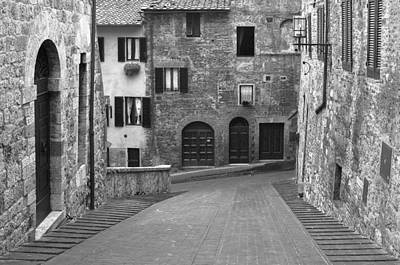 Photograph - San Gimignano Italy by Carl Amoth