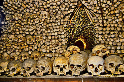 Sedlec Ossuary. Cemetery Church Of All Saints With The Ossuary. Czech Republic. Original by Andy Za