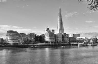 Photograph - Southwark Skyline by Chris Day