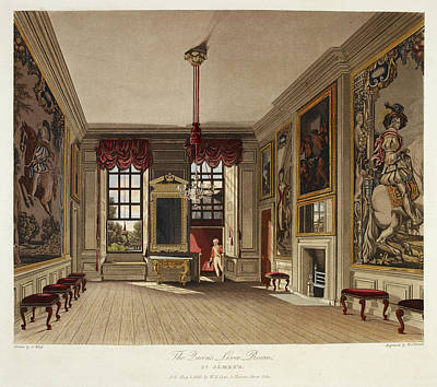 St. James's Palace Art Print by British Library