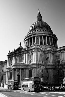 Valentines Day - St Pauls Cathedral London by David Pyatt