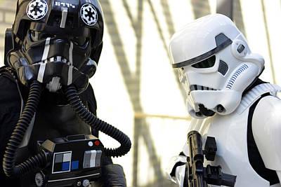 Star Wars Stormtrooper Art Print