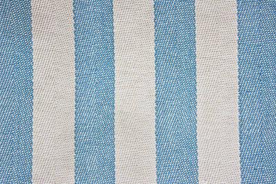 Striped Material Art Print