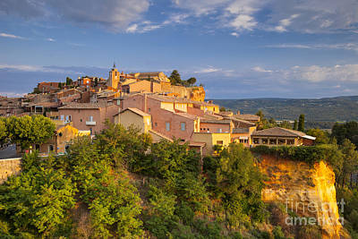 Photograph - Sunrise Over Roussillon by Brian Jannsen