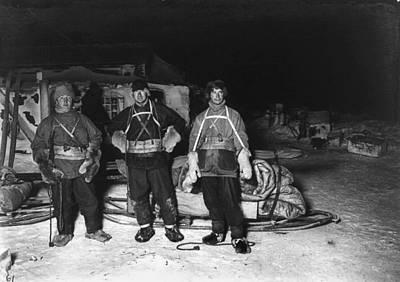 Cape Falcon Photograph - Terra Nova Expedition by Granger