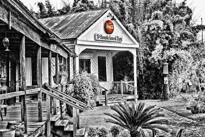 Pellegrin Photograph - The Burnside General Store by Scott Pellegrin