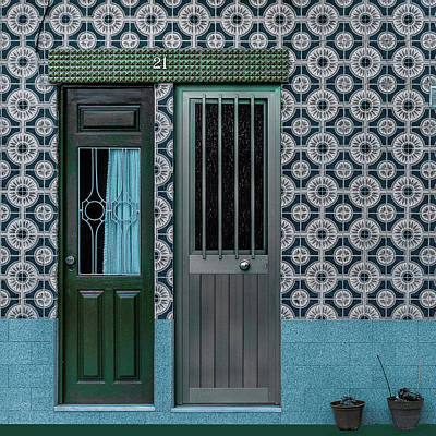 Porto Wall Art - Photograph - Untitled by Inge Schuster