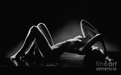 Breasts Photograph - Untitled by Jon Neidert