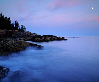 Quartz.rocks Photograph - Usa, Maine Acadia National Park by Jaynes Gallery