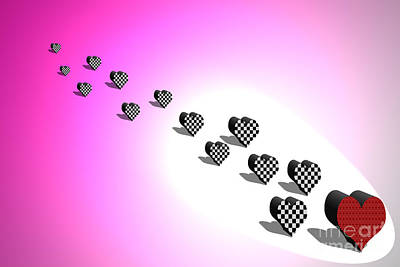 Valentine's Day  Original by Lali Kacharava