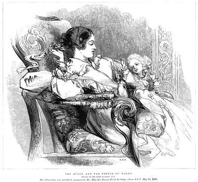 Victoria (1819-1901) Art Print by Granger