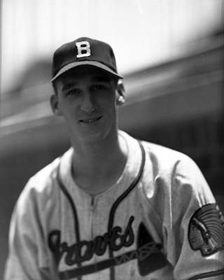 Hall Of Fame Photograph - Warren Spahn by Retro Images Archive