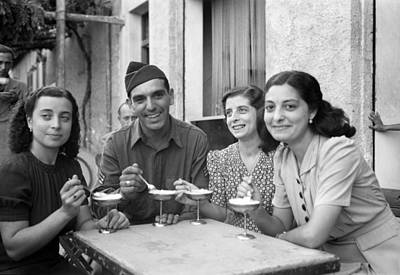 Wwii Sicily, 1943 Art Print by Granger