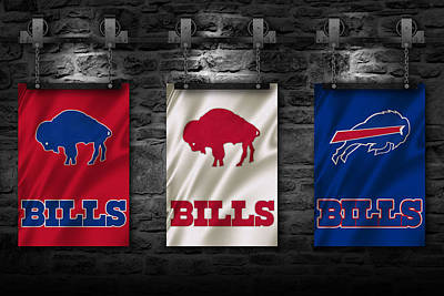 Photograph - Buffalo Bills by Joe Hamilton