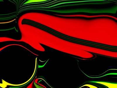 Etc. Digital Art - Digital by HollyWood Creation By linda zanini