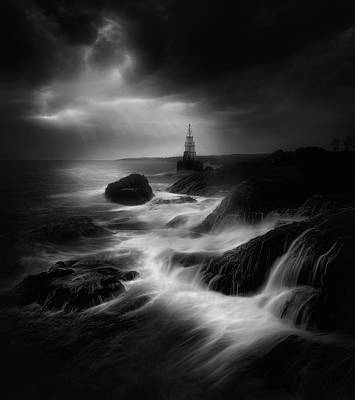 Beacon Wall Art - Photograph - Untitled by Veselin Atanasov
