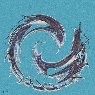 500 25 Art Print by Brian Johnson