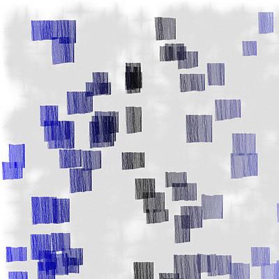 Black Background Digital Art - 5040.14.17 by Gareth Lewis