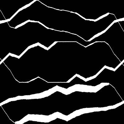 Opaque White Digital Art - 5040.15.40 by Gareth Lewis