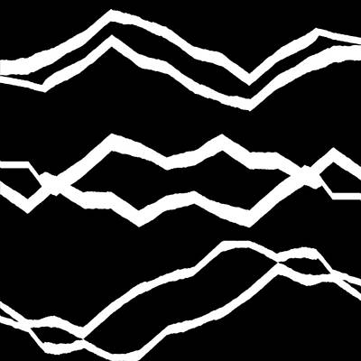 Opaque White Digital Art - 5040.15.45 by Gareth Lewis